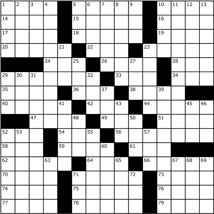 Click For Larger Puzzle Grid